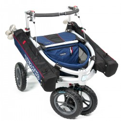 Image of   Trionic Veloped Off-road rollator - GOLF
