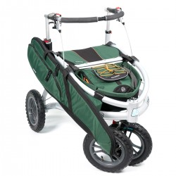 Trionic Veloped Off-road rollator - JAGT