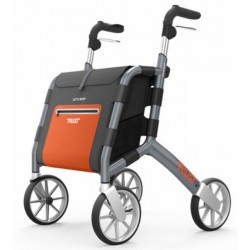 TrustCare 'Let's Shop' Shopper-rollator