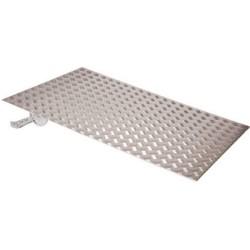 Terasserampe i aluminium, justerbar højde