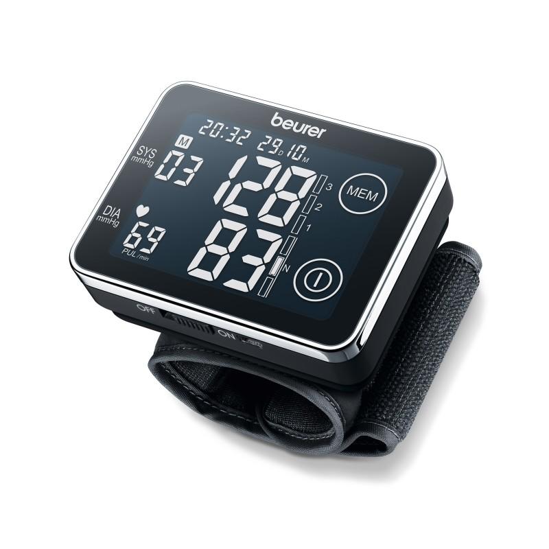 Beurer BC58 Blodtryksmåler til håndled med XL display